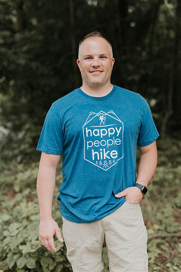 Happy Hiker Classic Tee