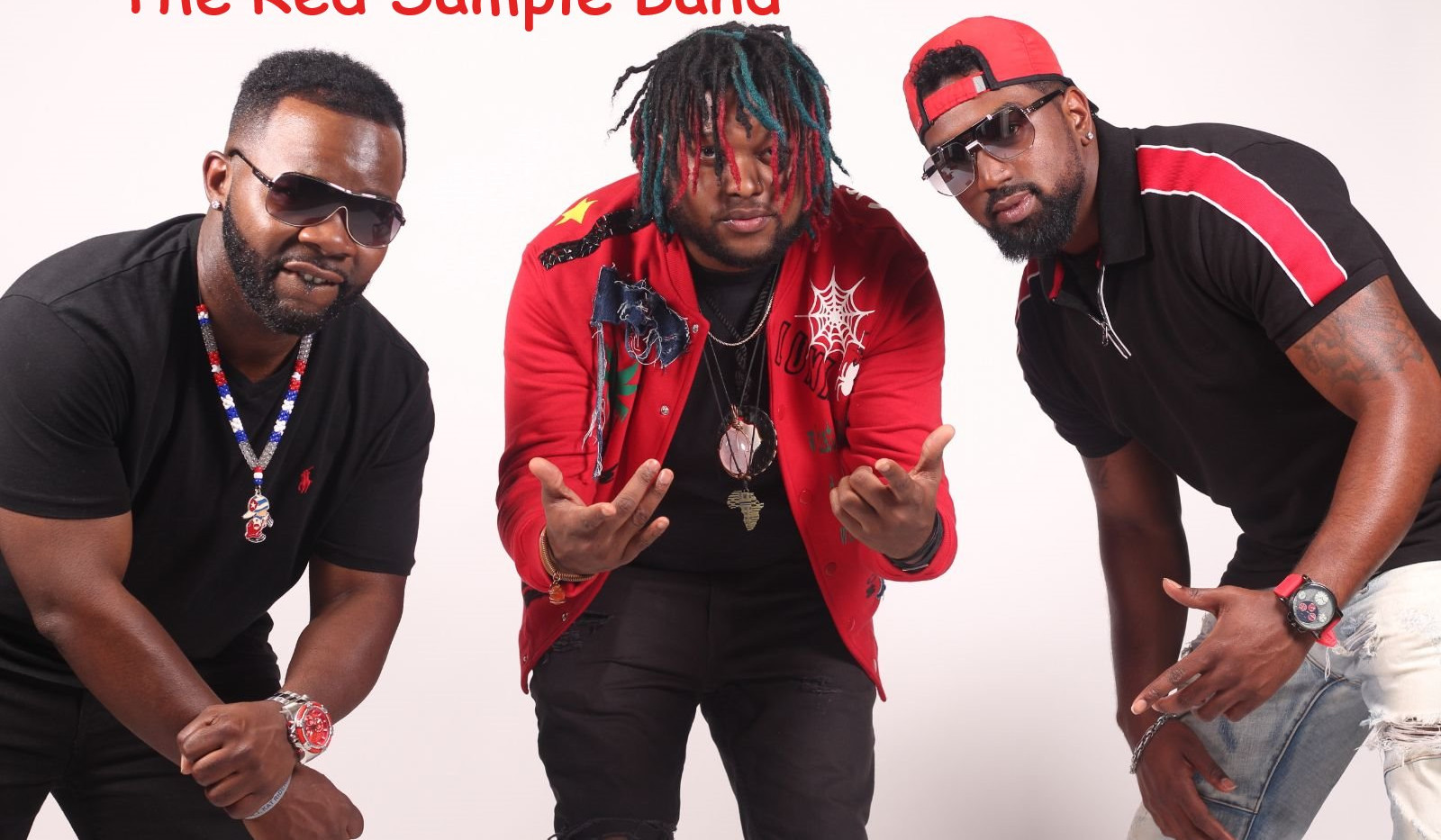 THE RED SAMPLE BAND