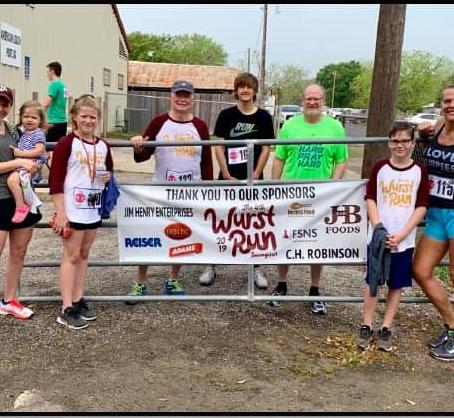 4th Annual Wurst Run Ever!