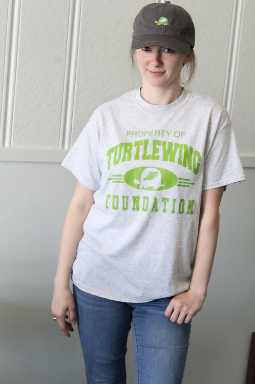 Property of Turtle Wing T-Shirt