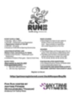 Turtle Wing Foundation Fun Run