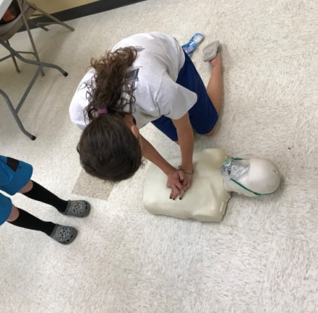 HeartSaver CPR/AED Course Offered Early Childhood Providers & Parents