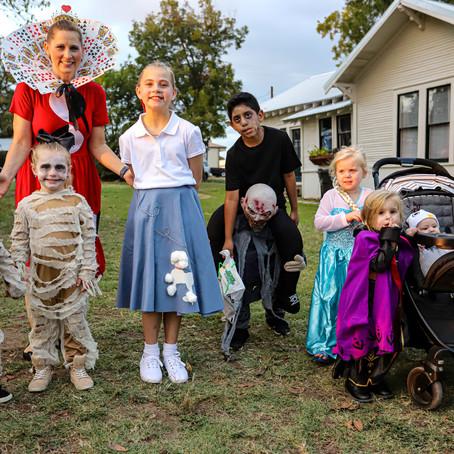 8th Annual Monster Dash Was Spooky Fun!