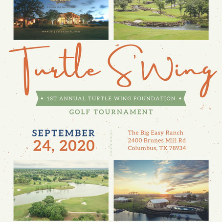 First Annual Turtle S'Wing Golf Tournament To Help Support Growing Programming Needs