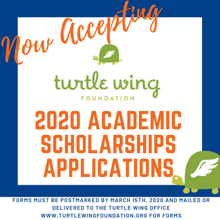 Deadline Approaching for Turtle Wing Academic Scholarships
