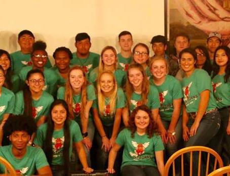 Schulenburg High School Class of 2019 Featured at the Turtle Wing Foundation Toast