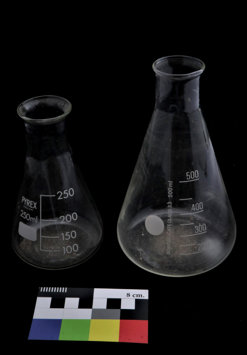 Matraces de Erlenmeyer