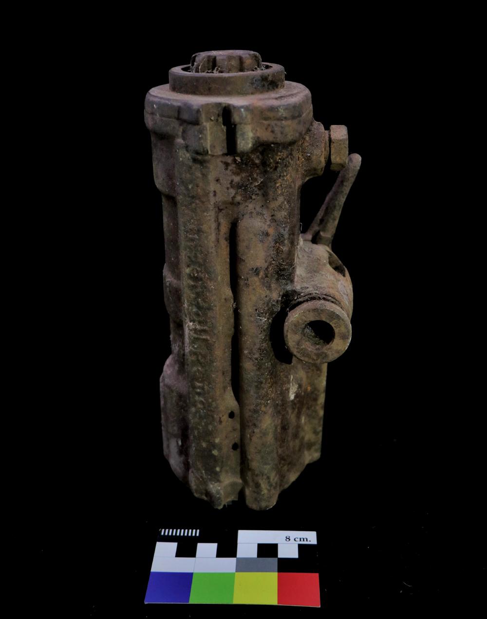 Cilindro de perforadora
