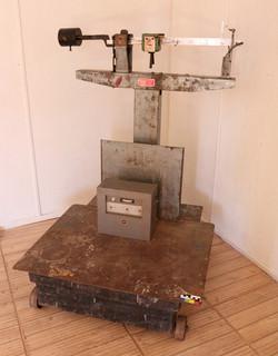 Pesa de pedestal