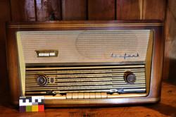 Radio a válvulas