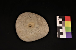 Piedra con horadación