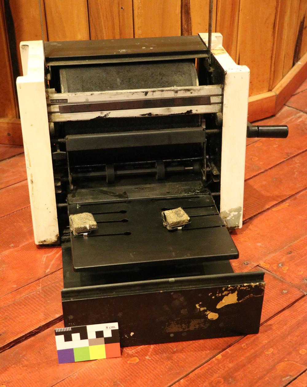 Máquina para imprimir