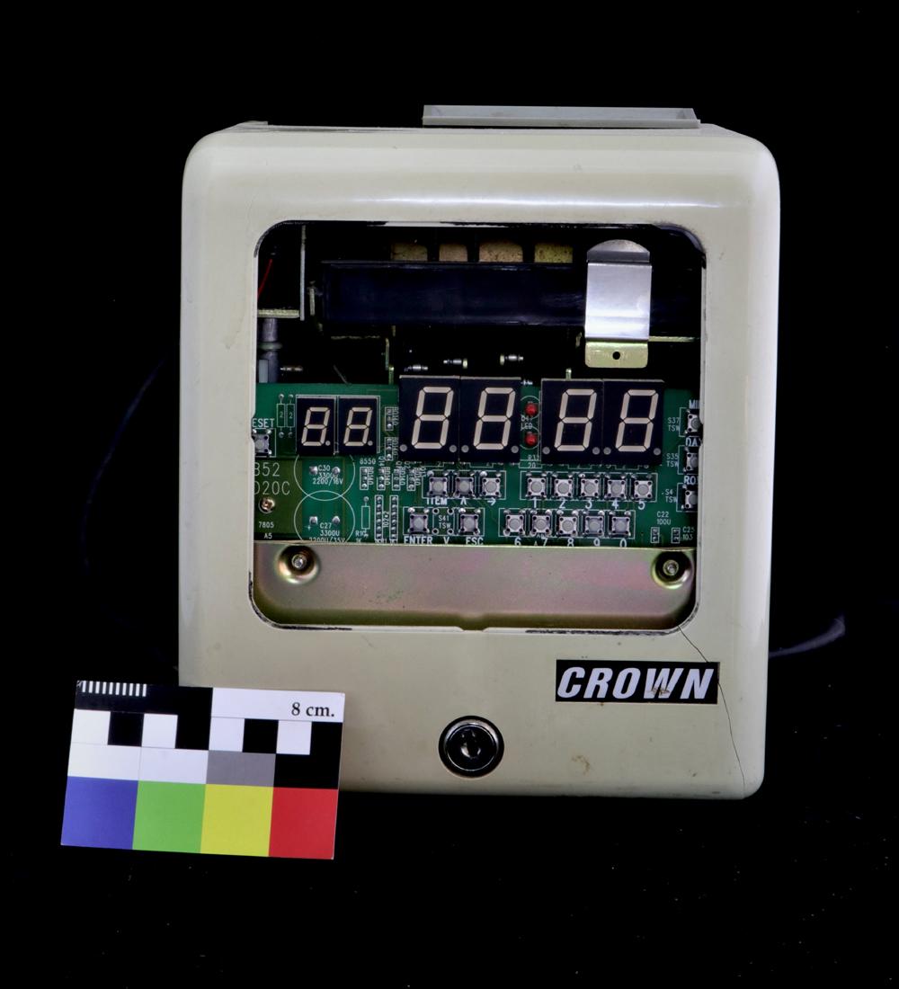 Reloj control asistencia
