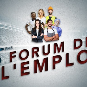 🗓️05/03/19 - 5ème Forum de l'emploi - Stade Saint-Symphorien