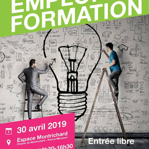 🗓️30/04/19 - Forum Emploi & Formatio - PONT-A-MOUSSON