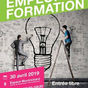 🗓️30/04/19 - Forum Emploi & Formatio - PONT-A-MOUSSON