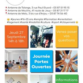🗓️07/06/18 - SALON DE L'EMPLOI SUR L'ALTERNANCE - MAIZIERES-LES-METZ