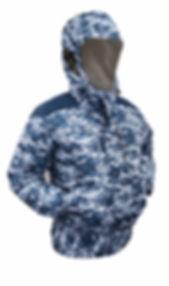 剛肩タチエリフードB(フード使用時)