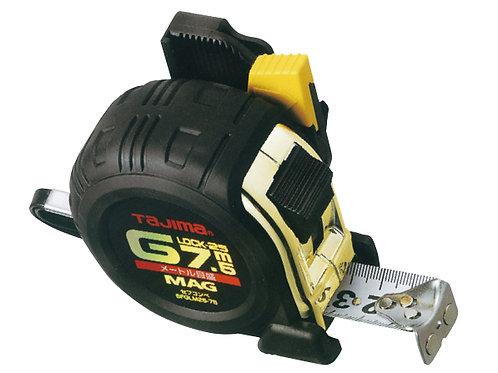 コンベックスGロックマグ爪25※落下防止用ベルトホルダー付き 7.5m