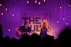 Bebe Rexha live in the Qube van Qmusic