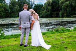 De bruiloft van Marja & John