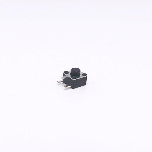 Interrupteur tactile lateral, Unipolaire à une direction, 4 x 5 x 4. 5 *5mm