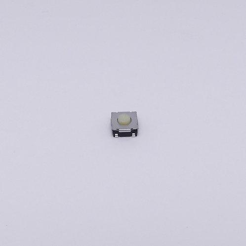 Interrupteur tactile, Unipolaire à une direction, 6 x 6 x 3mm