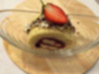 Низкокалорийный бисквит с клетчаткой