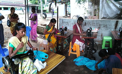 Tailoring Centre, Nugumbal Village, 5th