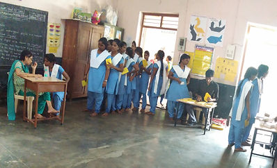 Medical Camp by Sree Sai Healing  Trust.