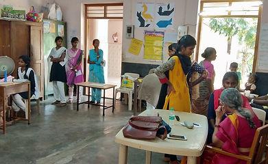 Medical Camp by Sree Sai Trust on 28th J