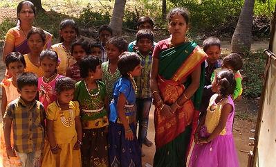 Pongal Celebration at KRRLC, Villvanatha