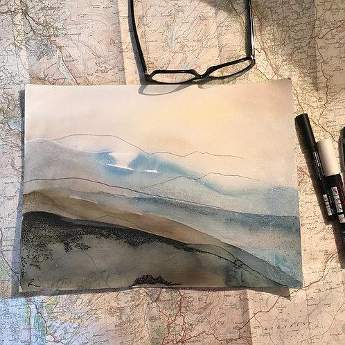 Snowdon Drawing #01