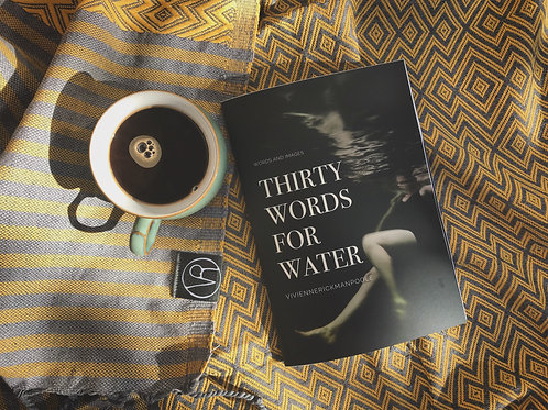 THIRTY WORDS FOR WATER