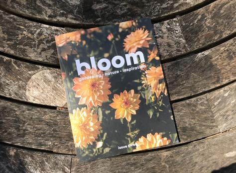Bloom Magazine feature