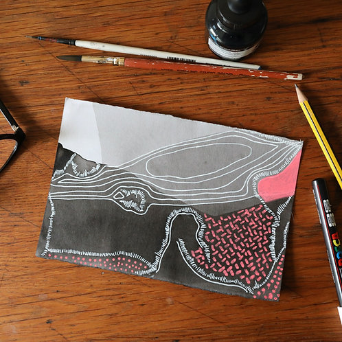 Inscape drawing #1
