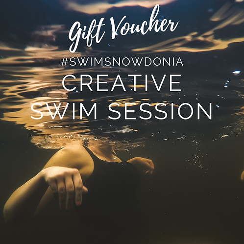#SwimSnowdonia Creative Swim Session - Gift Voucher