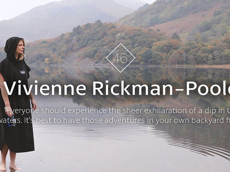 Listed as one of 101 Inspiring British Adventurers!
