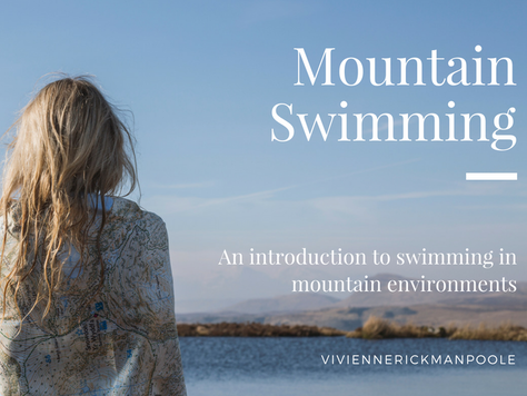 Mountain Swimming Weekend - 2/3 June