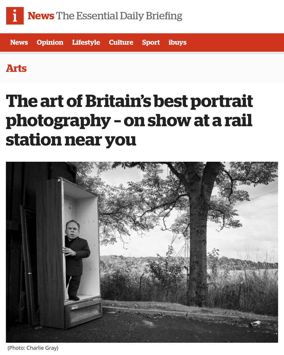 Portrait of Britain review in iNews