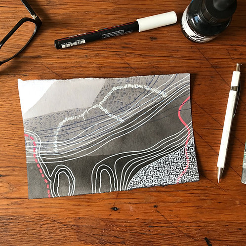 Inscape drawing #7