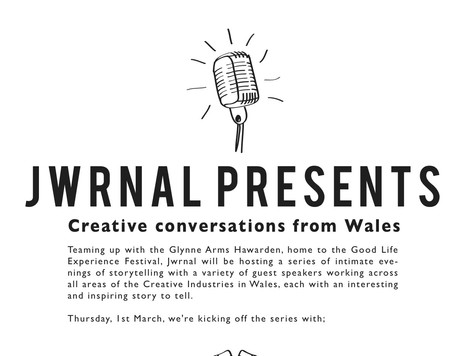 Creative Conversations from Wales