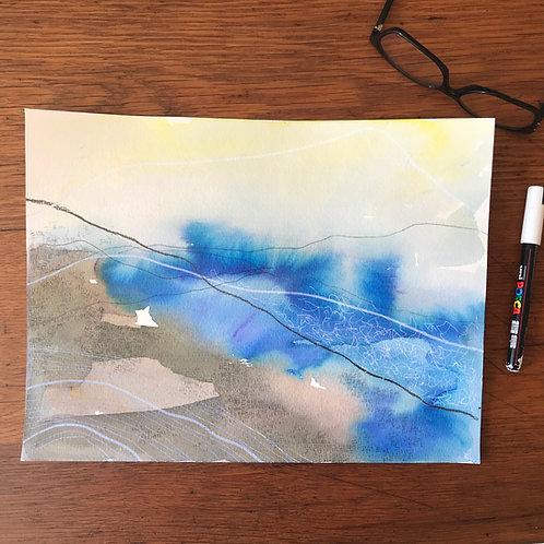 Glaslyn Drawing #01