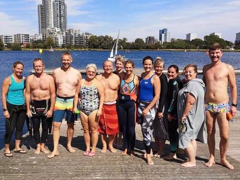Open Water Swim Coach