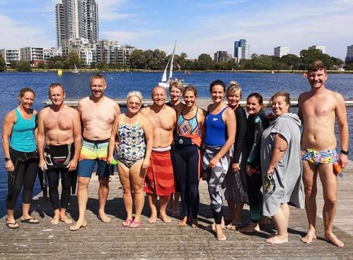 Open Water Swim Coach