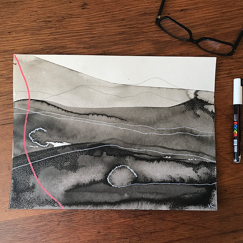 Inscape drawing #20