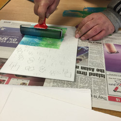 SMS Drawing Project