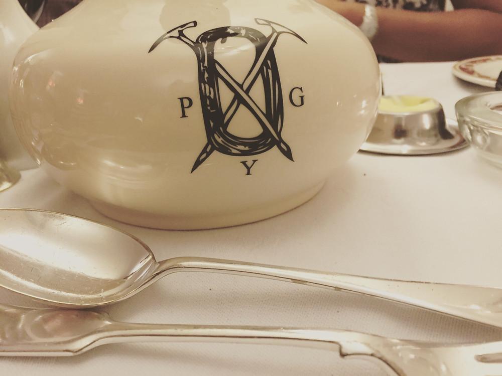 Dinner at PYG