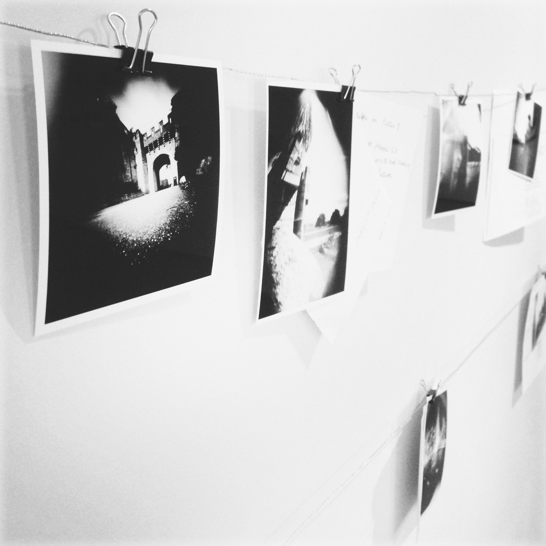 Artist Rooms Pinholes