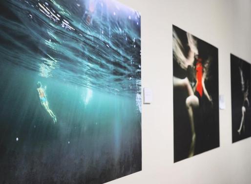 'Nofio' Exhibition at Aberystwyth Arts Centre